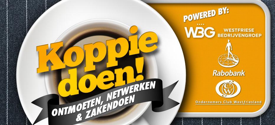 Koppie Doen - Ondernemersclub Westfriesland